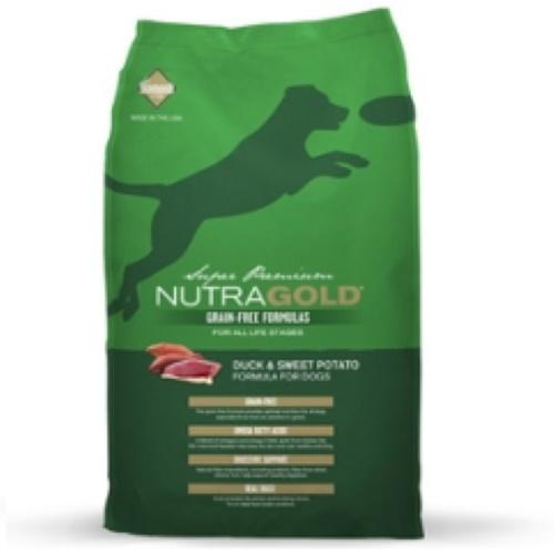 Nutragold Grain Free Pato