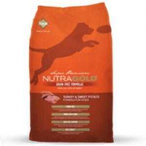 Nutragold Grain Free Pavo