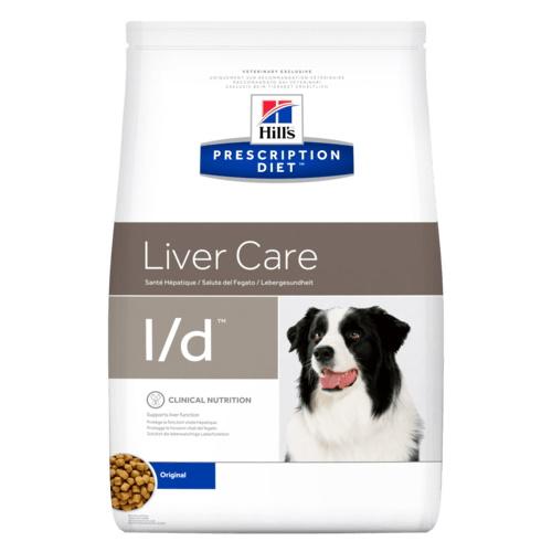 Hills Canine L/D Liver Care