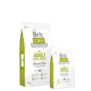 BRIT Adult Small Breed Lamb & Rice