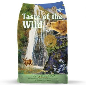 Taste of the Wild Rocky Mountain Gato