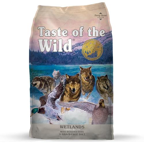 Taste Of The Wild Wetlands Dry
