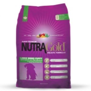 NutraGold Puppy Large