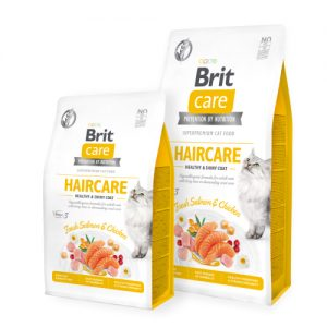 BRIT CARE CAT HAIRCARE HEALTHY SHINNY COAT