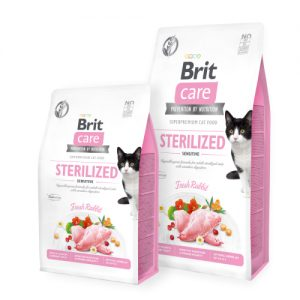 BRIT CARE CAT STERILIZED SENSITIVE