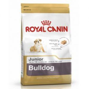 Royal Canin Bulldog Ingles Junior