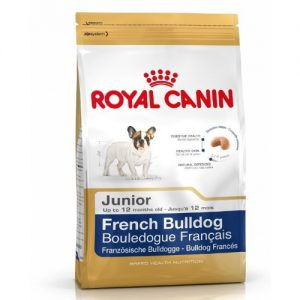 Royal Canin Bulldog Francés Junior