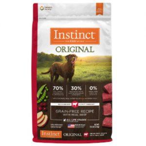 Instinct Original Carne (Perro)
