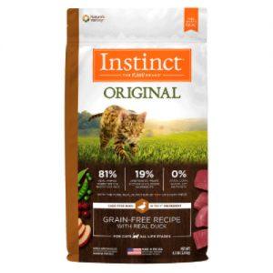 Instinct Original Pato (Gato)