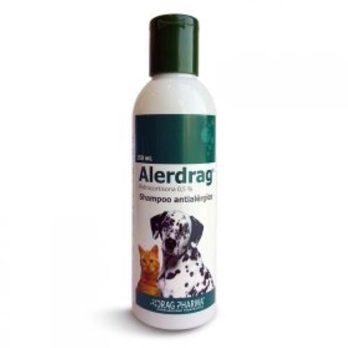 Shampoo Antialérgico Alerdrag