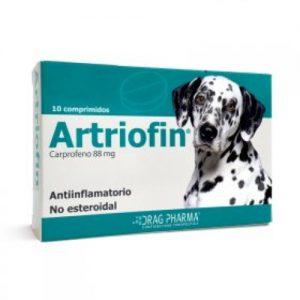 Artriofin 10 Comprimidos