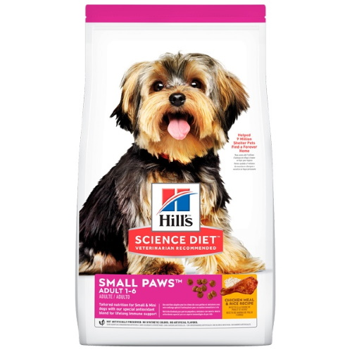 Hills Canine Adult Small & Toy Breed