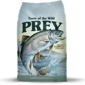 Taste Of The Wild PREY Formula Trout Perro