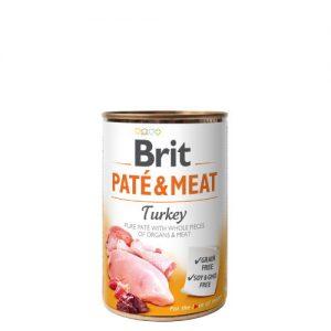 Brit Care Paté & Meat Turkey Lata