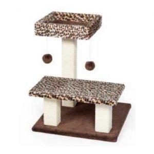 Rascador Gato Terraza Leopardo