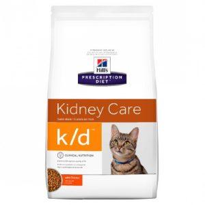 Hills Feline K/D Kidney Care
