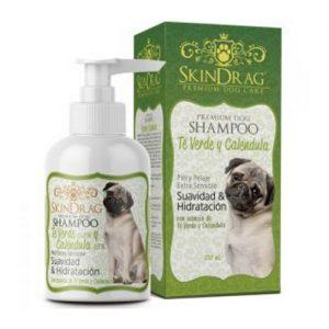 Skindrag Te Verde y Calendula Shampoo 250 ml