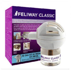FELIWAY CLASSIC DIFUSOR + REPUESTO 48 ML X 1