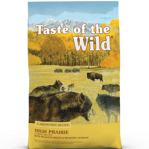 Taste Of The Wild High Prairie (Bisonte y Venado)