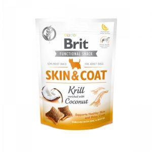 BRIT CARE FUNCTIONAL SNACK SKIN COAT