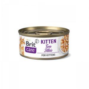 BRIT CARE CAT KITTEN TUNA FILLETS